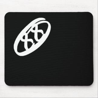 """Orbit88 Mouse Pad 'O"""" Design"""