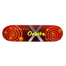 Orbit Cruiser Skateboard Deck