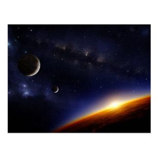 Orbit Postcard