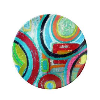 Orbit Salad Plate