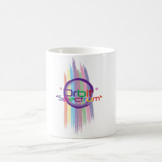 Orbit Spectrum Coffee Mug