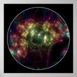 Orbital Nebula Print