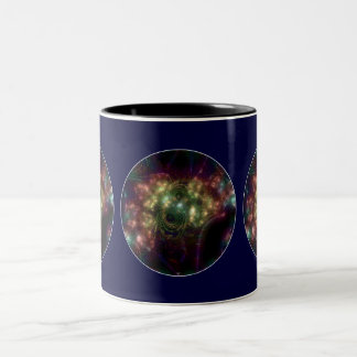 Orbital Nebula Two-Tone Coffee Mug