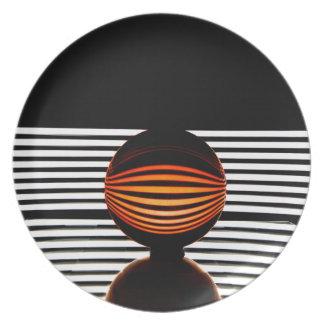 Orbital Plate