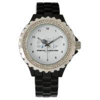 Orbital Variation (Astronomy) Wrist Watches