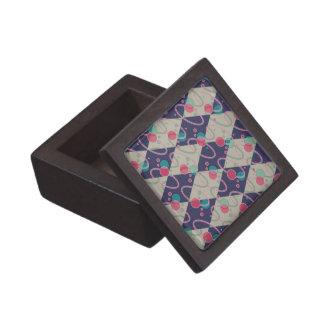 Órbitas del diamante cajas de joyas de calidad