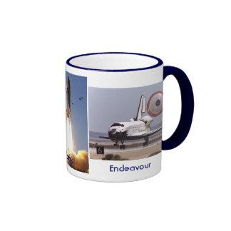 Orbiter Trio / Discovery - Atlantis - Endeavour Mugs