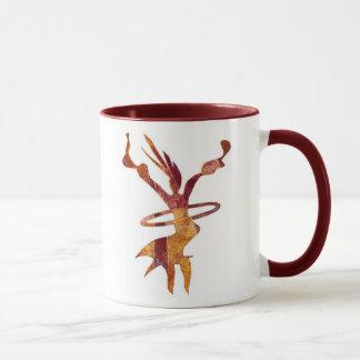 Orbiting Mug