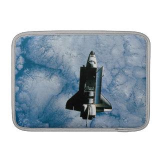Orbiting Space Shuttle MacBook Sleeve