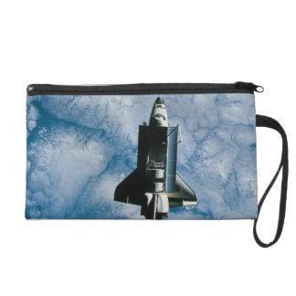 Orbiting Space Shuttle Wristlet