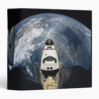 Orbiting Spacecraft Binder