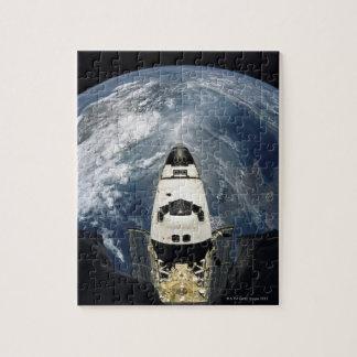 Orbiting Spacecraft Puzzle