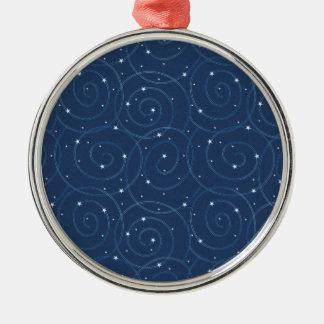Orbiting Stars Christmas Tree Ornaments