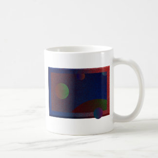 Orbs in Motion Coffee Mug