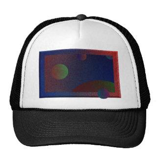 Orbs in Motion Trucker Hat