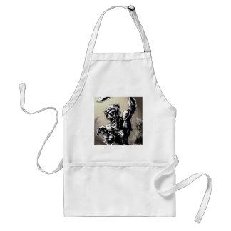 orc adult apron