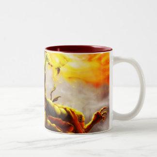 Orc contra la taza del dragón