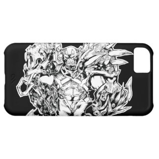 Orc Fantasy Art Cover for iPhone5