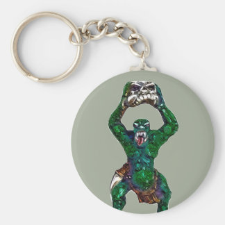 Orc Keychain