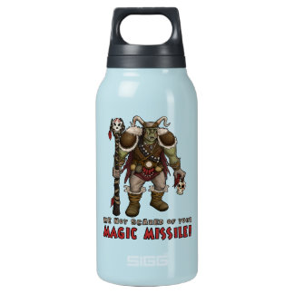 Orc Shaman Insulated Water Bottle