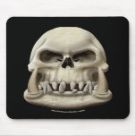 Orc Skull Mouse Mat