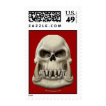 Orc Skull Stamps
