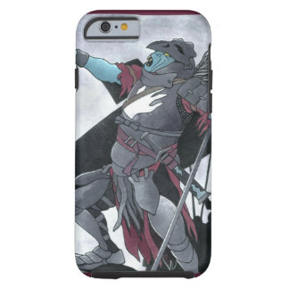 """Orc Warrior 1"" iPhone 6 Tough Case"