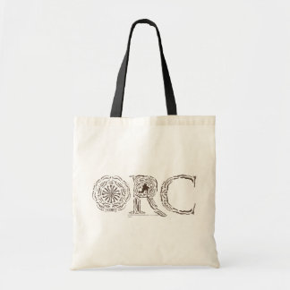 Orc Weapons Collage Budget Tote Bag