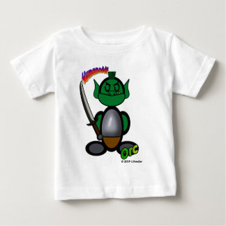 Orc (with logos) infant t-shirt