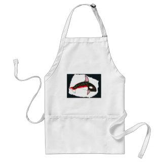 orca 001 apron