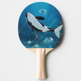 Orca 2 Ping-Pong paddle
