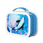 Orca 3 lunch box