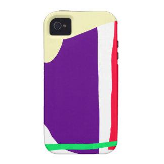 Orca a pesar de seres humanos y de Logi Case-Mate iPhone 4 Carcasas