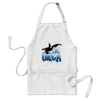 ORCA ADULT APRON