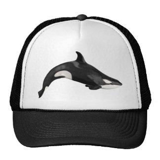 Orca aislada gorros