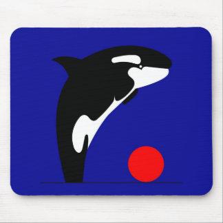 Orca Alfombrillas De Ratón