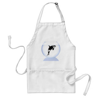 Orca apron