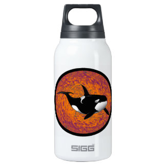 ORCA AT DUSK INSULATED WATER BOTTLE