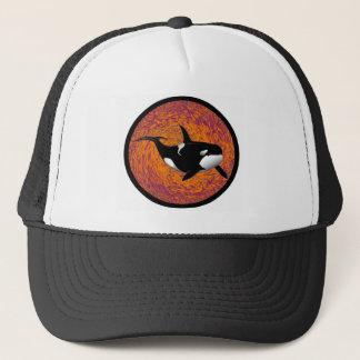 ORCA AT DUSK TRUCKER HAT