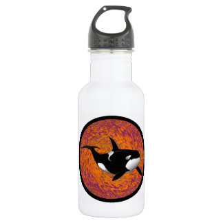 ORCA AT DUSK WATER BOTTLE