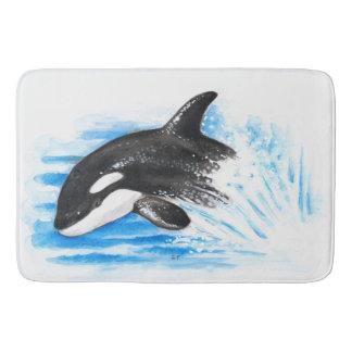 Orca Baby Jumping Bathroom Mat