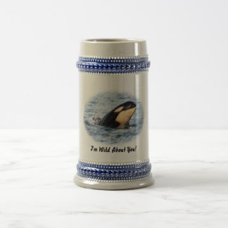 Orca Baby Spy Hop In Pastel Coffee Mugs