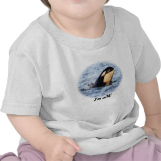 Orca Baby Spy Hop In Pastel T Shirts