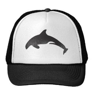 Orca (Blackfish) Gorros Bordados