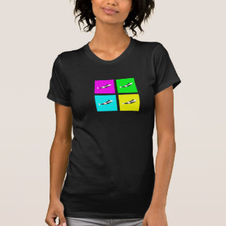 Orca Blocks In Four Colors T Shirts