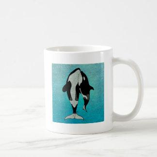 Orca Blue Coffee Mug