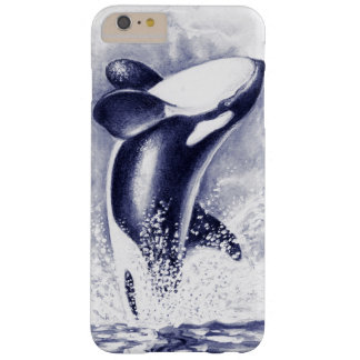 Orca Breaching Barely There iPhone 6 Plus Case