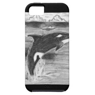 Orca Breaching iPhone 5 Cases