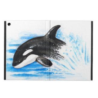 Orca Breaching Cover For iPad Air