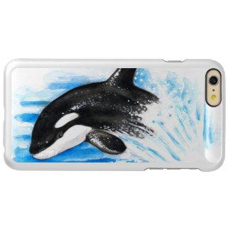 Orca Breaching Incipio Feather® Shine iPhone 6 Plus Case